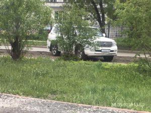 Пожаловаться на парковку на тротуаре в москве сердитый гражданин