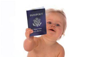 Какое гражданство получает ребенок по праву рождения