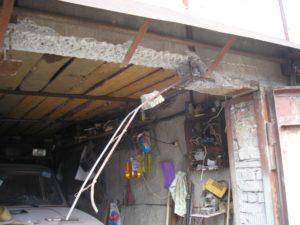 Разрешение на расширение гаража