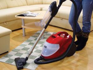 Как вернуть пылесос в магазин