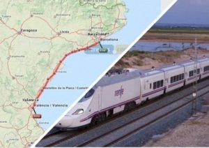 Как доехать из барселоны в сарагосу на поезде