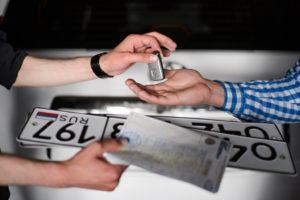 Регистрация приобретенного автомобиля в другом регионе