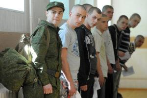 Как адаптироваться подростку в армии
