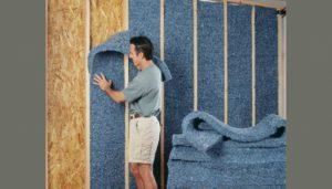 Как изолировать шум от соседей сбоку