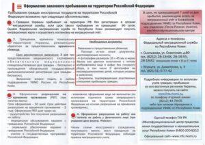 Сколько на территории россии можно находится без регистрации