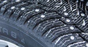 Если резина зимняя без шипов поставят на учет