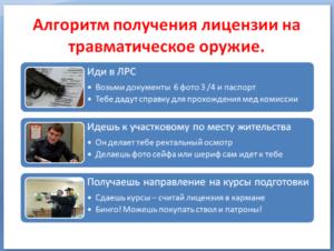 Кемерово нужно ли разрешение на травматическое оружие