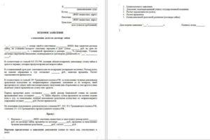 Исковое заявление о взыскании денежных средств по договору займа госпошлина