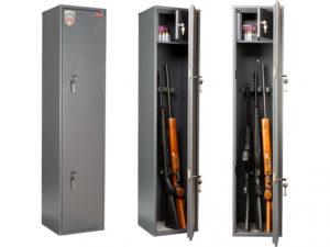 Какой должен быть сейф для охотничьего гладкоствольного ружья