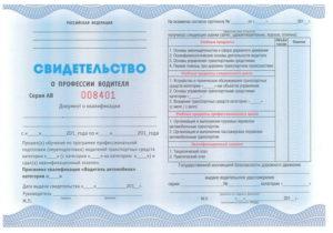 Сколько действует сертификат с автошколы
