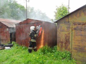 Сгорел гараж сельской местности на что можно рассчитывать