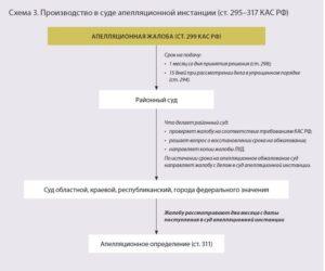 Срок рассмотрения апелляционной жалобы по уголовному делу в мосгорсуде