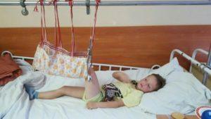 С какого возраста ребенок должен лежать в больнице один