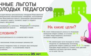 Ипотека для педагогическим работникам
