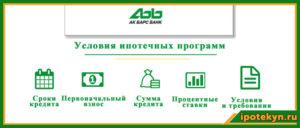 Какой банк может рефинансировать ипотеку в акбарсе