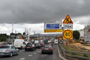 Какая максимальная скорость на осташковском шоссе