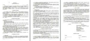 Договор оказания услуг по организации обучения между ооо и ип
