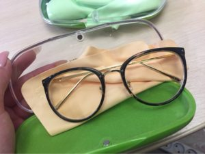 Если очки на заказ не подошли