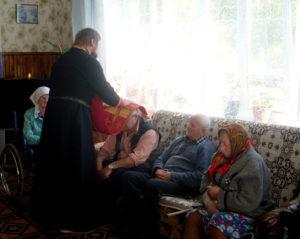 Есть ли прописка в доме престарелых