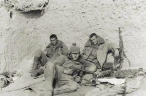 Служба в афганистане входит год за три