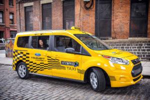 Самый выгодный автомобиль для такси