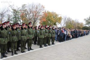 Есть ли боевая часть в городе ейск краснодарский край