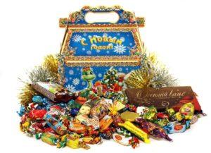 Как заработать деньги на сладких новогодних подарках