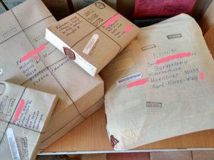 Сколько золотых украшений можно послать за границу в посылке