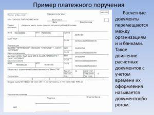 Платежное поручение по ндс за другую организацию