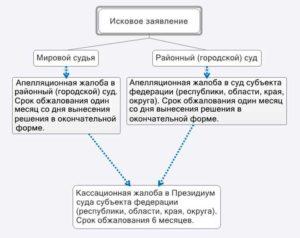 Где обжалуются решения курского областного суда
