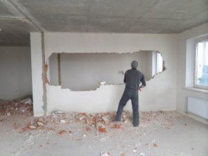 Какие стены можно ломать в квартире
