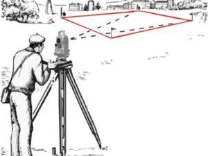 Камеральные работы при межевании земельного участка