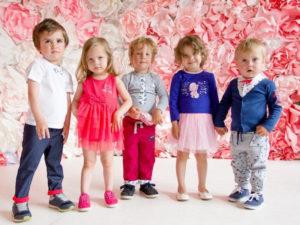 Как назвать интернет магазин детской одежды