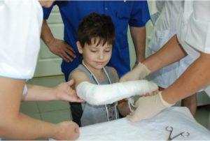 Ребенок получил травму в детском саду что делать
