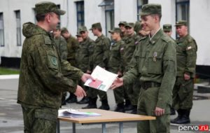 Когда в армии можно брать увольнение