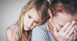 Как выжить после развода в 40 лет женщине с ребенком