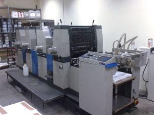 Рабочая инструкция печатника