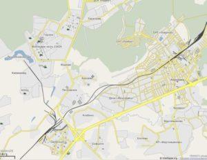 Как добираться от москва курская до поселок калининец часть 31135