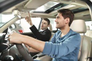 Сколько стоит тест драйв в автосалоне мерседес