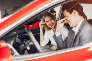 Как перевести машину с мужа на жену