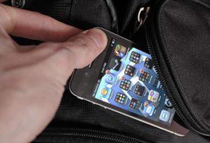 Какие доказательства должны быть за кражу телефона