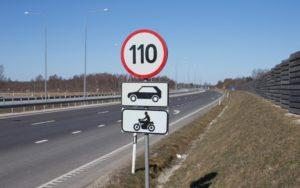 Какая разрешенная скорость на трассе м 2