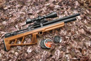 Пневматические винтовки не требующие разрешения