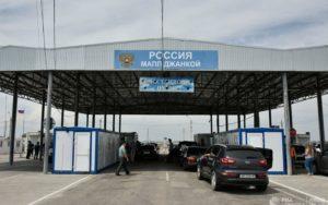 Сложность пересечения границы россия украина на автобусе