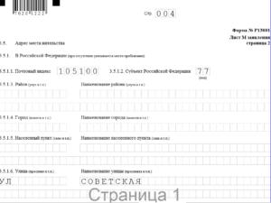 Как заполнить заявление р13001 при изменении устава