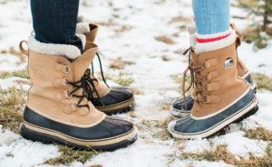 Когда зимний сезон по обуви
