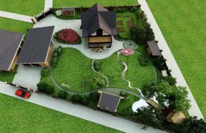 Как оформить второй дом на участке