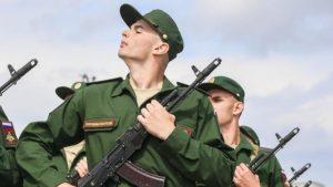 Повышение зарплаты военным в 2020 году россии последние новости