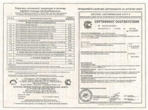 Сертификат соответствия фэст в 2020