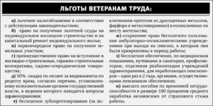 Компенсация за санаторий ветерану труда ростовская обл